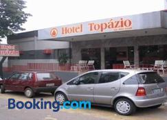 Hotel Topazio Ltda - Umuarama - Edificio