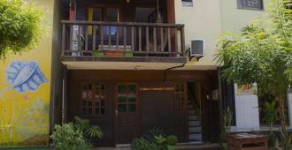 Om Sweet Home - ז'יז'וקה דה ז'ריקואקוארה - בניין