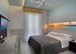 里喬內酒店 - 佩沙洛 - 佩薩羅 - 臥室