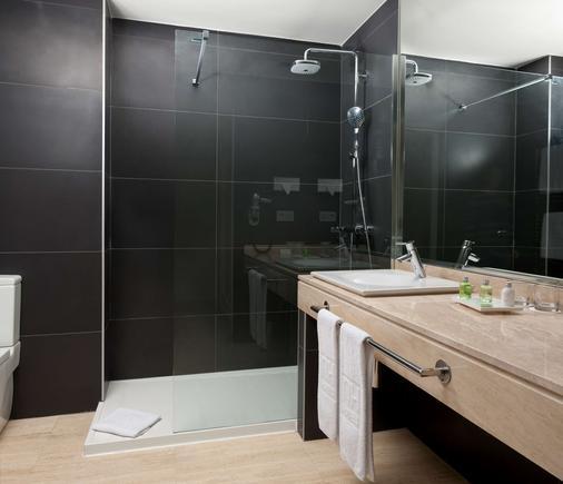 NH Madrid Nacional - Madrid - Phòng tắm