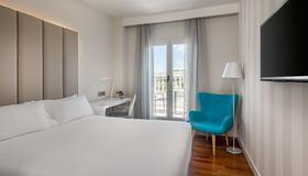 NH Madrid Nacional - Madrid - Camera da letto