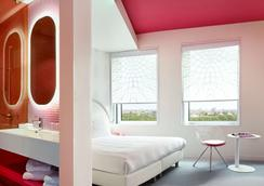 Park Inn by Radisson Amsterdam City West - Amsterdam - Sovrum