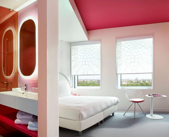 Park Inn by Radisson Amsterdam City West - Amsterdam - Soveværelse