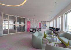 Park Inn by Radisson Amsterdam City West - Amsterdam - Lounge