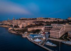 Grand Hotel Excelsior - La Valeta - Vista del exterior