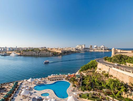 Grand Hotel Excelsior - Valletta - Gebäude