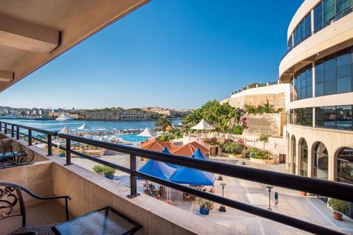Grand Hotel Excelsior - Valletta - Balkon