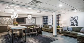 Wingate by Wyndham Louisville Fair and Expo - Louisville - Lounge