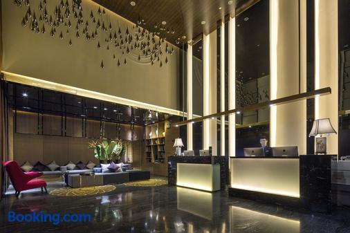 Paco Business Hotel Guangzhou Tianpingjia Metro Branch - Гуанчжоу - Ресепшен