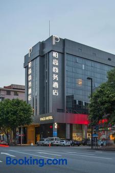Paco Business Hotel Guangzhou Tianpingjia Metro Branch - Гуанчжоу - Здание