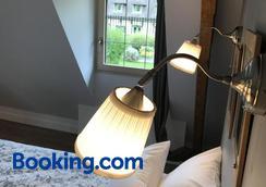 Le petit pressoir - Saint-Gatien-des-Bois - Bedroom