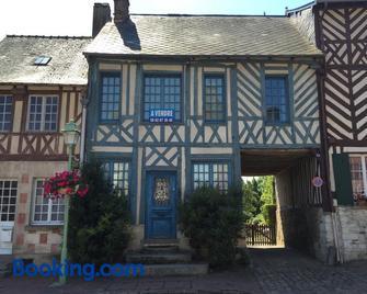 Le petit pressoir - Saint-Gatien-des-Bois - Building