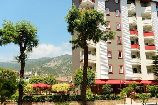 Smartline Sunpark Aramis - Alanya - Κτίριο