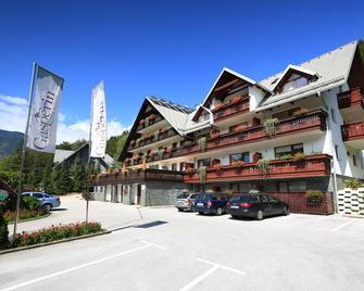 Hotel Gasperin - Ribčev Laz - Gebäude