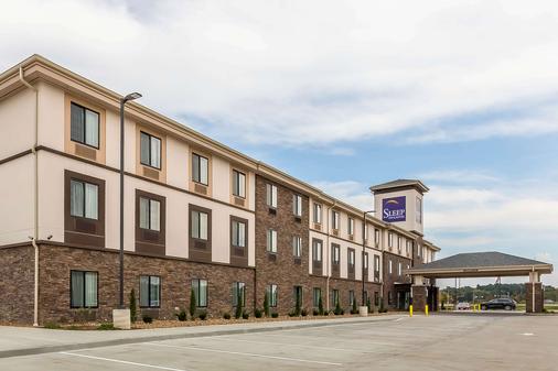 Sleep Inn & Suites - O'Fallon - Edificio