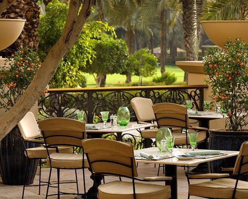 皇家海市蜃樓酒店 - 杜拜 - 杜拜 - 陽台