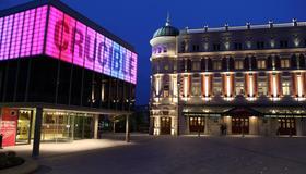 Holiday Inn Express Sheffield City Centre - Sheffield - Building