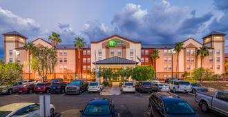 Holiday Inn Express Hotel & Suites Phoenix-Airport, An Ihg Hotel - פיניקס - מסעדה