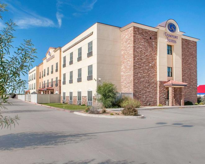 Comfort Suites - Roswell - Bâtiment