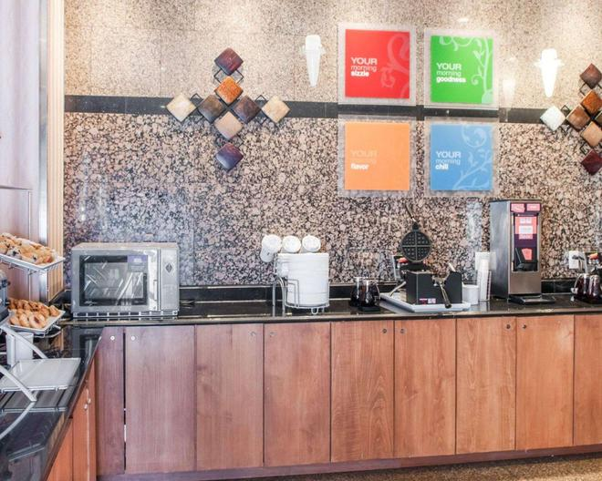 Comfort Suites - Roswell - Buffet
