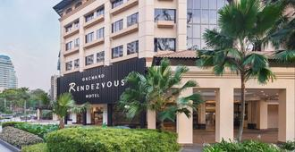 Orchard Rendezvous Hotel by Far East Hospitality - Singapore - Edificio