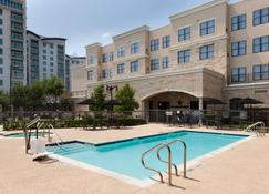 Residence Inn by Marriott Fort Worth Cultural District - Fort Worth - Piscina