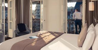 Mercure Lyon Beaux Arts - 里昂 - 里昂 - 臥室