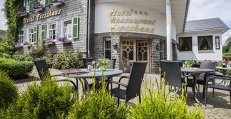 Hotel Forsthaus - Winterberg - Innenhof