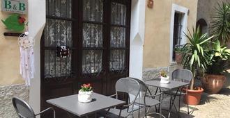 Le Coccinelle Bed & Breakfast - Mandello del Lario - Patio