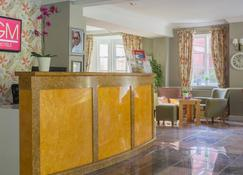 Muthu Clumber Park Hotel And Spa - Worksop - Recepción