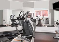 漢密爾頓 - 國際機場速 8 酒店 - 漢彌爾頓 - 漢密爾頓 - 健身房