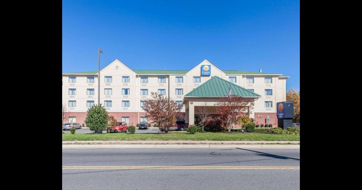 Comfort Inn Near Quantico Main Gate North 80 ̶1̶3̶4̶