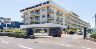 Catania International Airport Hotel - Catania - Gebäude