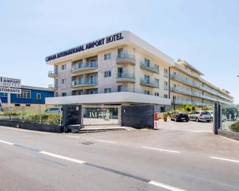 Catania International Airport Hotel - Катания - Здание