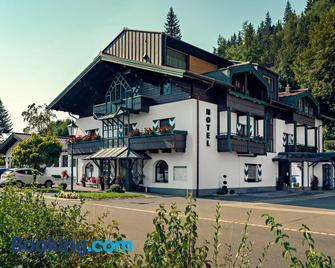 ride & relax Aparthotel Schwarz - Eben im Pongau - Building