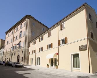 Palazzo Ruschioni Boutique Hotel - Camerano - Gebouw