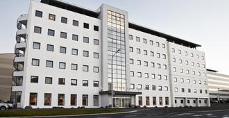هوتل كابين - ريكيافيك - مبنى