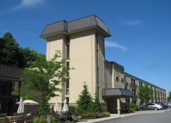 Hôtel Le Président - Sherbrooke - Gebäude