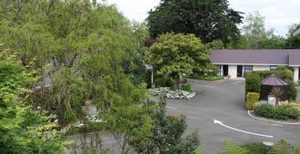 Awatea Park Motel - Palmerston Norte - Vista del exterior