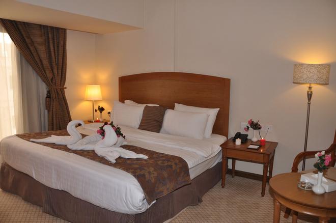 Reef Al Malaz Hotel International - Эр-Рияд - Спальня