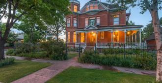 Lumber Baron Inn - Denver - Edificio