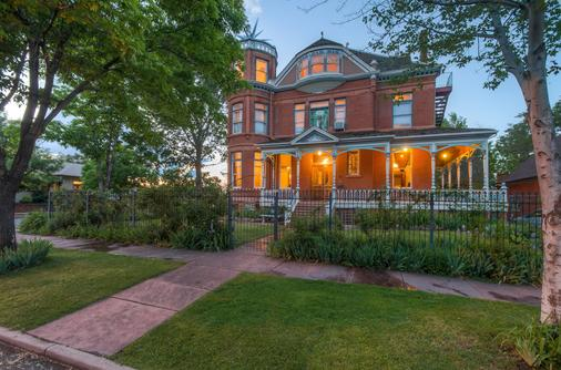 Lumber Baron Inn and Gardens - Denver - Building