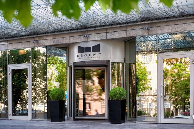 Regent Warsaw Hotel - Varsova - Rakennus