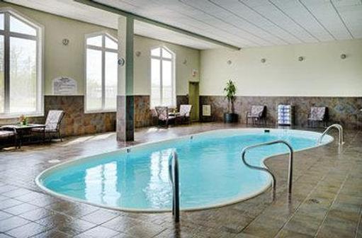 Nova Inn Edson - Edson - Pool