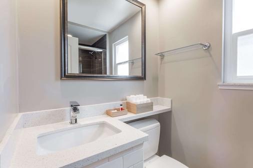 貝克利旅遊賓館 - 柏克萊 - 柏克萊 - 浴室