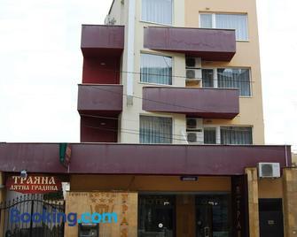 Hotel Trayana - Стара-Загора - Здание