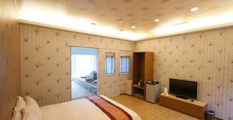 Garden Resort Hot Spring - Kaohsiung - Schlafzimmer