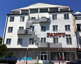 Fanti Hotel - Vidin - Gebouw