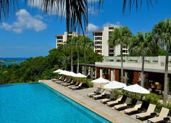 The Atta Terrace Club Towers - Onna - Pool