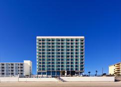 Holiday Inn Express & Suites Oceanfront - Daytona Beach - Edificio